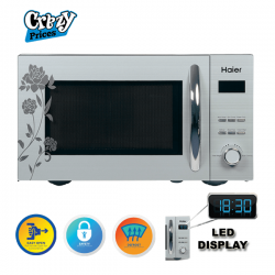 Haier Microwave Oven 2380E Gril