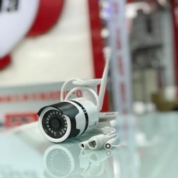 IP WIRLESS BULLET CAMERA WATER PROOF NIGHT VISION