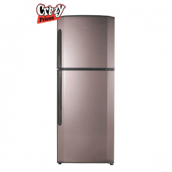 Haier Super Star Series (Wide Body) Refrigerator (HRF-340 M Grey/DM)