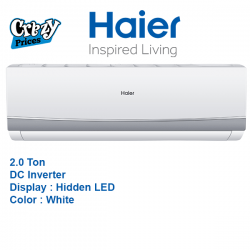 HAIER DC INVERTER AIR CONDITIONER