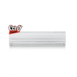 LG 1.0 Ton  Heat & Cool Air Conditioner S126CH