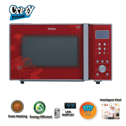 Haier Grill Microwave Oven (HDS-2580EG)