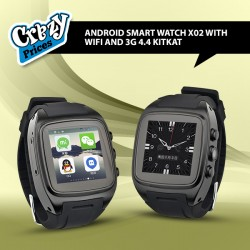 Android Smart Watch X02