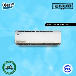 PEL Inverter 18K Heat and Cool Invent-O-Cool