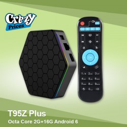 Android Smart TV Box T95Z Plus 2G+16G 6.0v